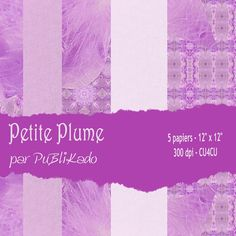 Petite plume - CU4CU