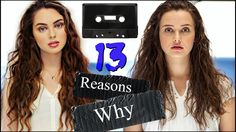 Hannah Baker 13 Reasons Why Makeup & Hair Tutorial