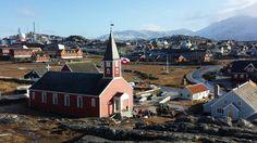 Hans Egede kirken i Nuuk