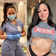 Beautiful Nurse, Beautiful Women, Attention Seeking, Firefighters, Hyde, Nurses, Hold On, Fans, Floor Plans