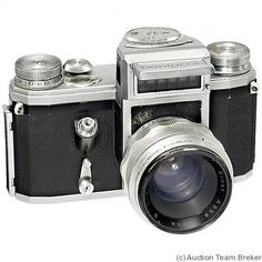 Zeiss Ikon VEB: Pentacon E camera