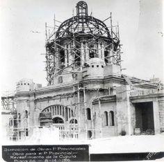 El Palacio de los Presidentes en Cuba