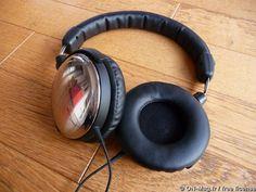 """Audio-technica - ATH-ES10 ,Audiophile Headphones"" !...  http://about.me/Samissomar"