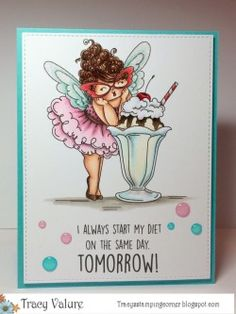 Featuring Stamping Bella's Edna Loves Ice Cream SKU 634316, available at www.addictedtorubberstamps.com