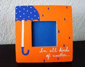 """""""In all kinds of weather..."""" frame. Go Gators! #University of Florida"""