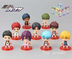 9x #kuroko's #basketball #kuroko no basuke pvc #action figure doll toy cake topper,  View more on the LINK: http://www.zeppy.io/product/gb/2/111866625837/