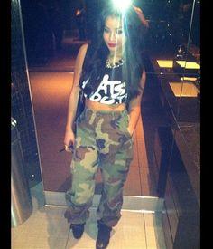 black girl style tumblr | cute, fashion, swag - inspiring picture on Favim.com