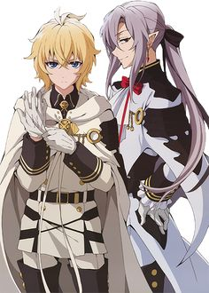 6: ANIME YOU WANT TO SEE BUT HAVEN'T YET Owari No Seraph! It's been all over Tumblr, and my friend keeps trying to get me to watch it. I've even seen some of the cracks but I haven't actually seen it. XD I have a tonne of animes to watch, but I reaalllyy want to make time to watch this one soon.