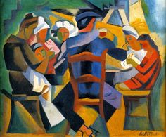 André Lhote (5 July 1885 – 24 January 1962) was a French Cubist painter of figure subjects, portraits, landscapes and still life. Description from pinterest.com. I searched for this on bing.com/images