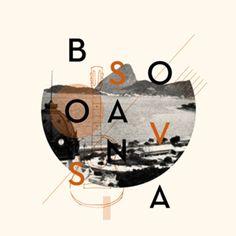 Almofada Bossa Nova do Studio Koning por R$60,00