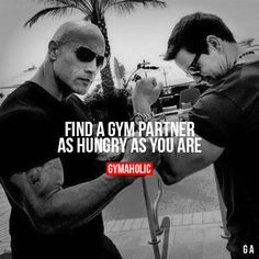Find A Gym Partner