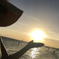 On instagram by gladysherbal #landscape #contratahotel (o) http://ift.tt/1TIdWcb atardecer plata el Yaque de mi querida Margarita !!!! #paisajes#playas #sol#atardeceres#herbalife #herbalifemargarita #nutricion #reto21dias