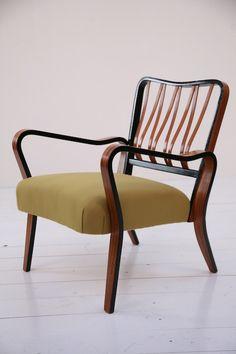 Eric Lyons; 'Tecta' Armchair, 1948.