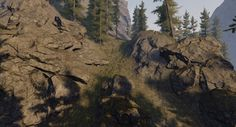 Forest Environment UE4 - Polycount Forum