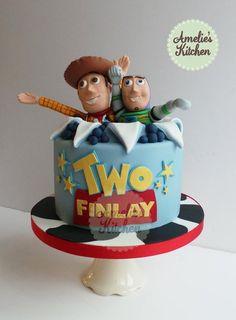 Bolos decorados Toy Story – Decoração e fotos