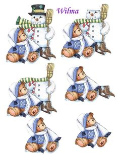 jpg Photo: This Photo was uploaded by leoforic.jpg pictures and phot. Christmas Sheets, Christmas Topper, 3d Christmas, Christmas Cards To Make, Christmas Clipart, Christmas Printables, Christmas Pictures, Xmas Cards, Snowman Clipart