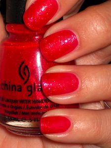 Raspberry Festival China Glaze Nail Polish