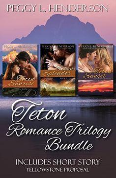 Teton Romance Trilogy Bundle: Includes Yellowstone Proposal (Short Story) by Peggy L Henderson, http://www.amazon.com/dp/B00QCX6YUY/ref=cm_sw_r_pi_dp_JM5Eub12GZDGR