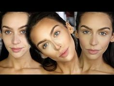 Contouring and highlighting.  I consider this a bit extreme but there are some ideas that I could incorporate in a milder fashion.