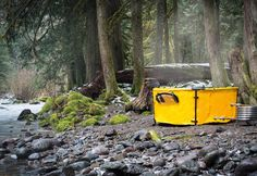 The Collapsible Hot Tub You Can Bring On Your Camping Trip | DROOL'D