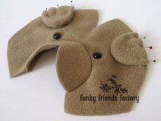 How to sew my non-jointed fleece teddy bear - Izzy Insomniac ...