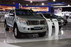 Ford Ranger apresentada no Salão do Automóvel 2014. http://tacerto.d.pr/ihp9