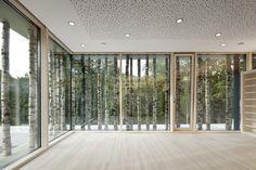 Arztpraxis bei Wien / Baumumstanden / Juri Troy Architects