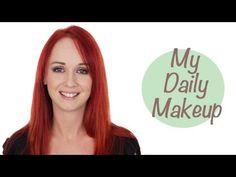 Maquillage pour tous les jours simple et rapide !