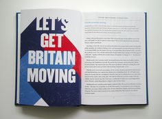 Let's get Britain moving
