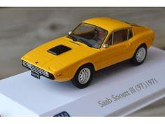 Saab Sonett III 3 97 1971 Gul 1:43 DeA.. (362934971) ᐈ Pette_94 på Tradera Hands
