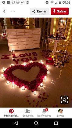 f-fuck m-me d-daddy 🤤 Wedding Night Room Decorations, Romantic Room Decoration, Birthday Room Decorations, Romantic Bedroom Decor, Love Decorations, Birthday Room Surprise, Birthday Surprise Boyfriend, Husband Birthday, Romantic Valentines Day Ideas