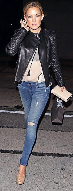 Kate Hudson, Street Fashion