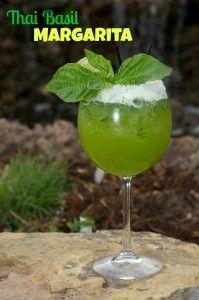 Recipes for a Thai Basil, Strawberry Jalapeno and Smokin' Margarita courtesy of Colorado Springs restaurants