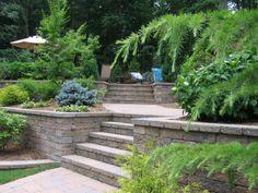 stone walls | pre cast stone walls and steps pre cast stone steps natural stone wall