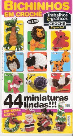 Revista bichinhos ,amigurumi de croche - TODOAMIGURUMI - Picasa Web Albums