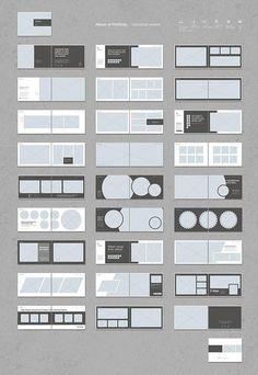 Portfolio Design Layouts, Portfolio D'architecture, Mise En Page Portfolio, Portfolio Booklet, Page Layout Design, Graphisches Design, Magazine Layout Design, Flat Design, Creative Portfolio