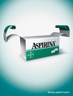 #Advertising #Insights #Aspirina