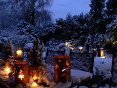 1000 bilder zu weihnachtsdeko im garten auf pinterest garten deko und gnome. Black Bedroom Furniture Sets. Home Design Ideas