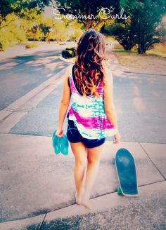 Summer Curls