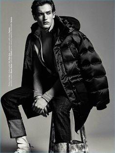 Oversized: Jegor Venned Models