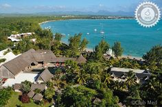Club Med La Pointe aux Canonniers Zoover Awards - Higly Recommended 2012 www. Places Around The World, Around The Worlds, La Pointe, Mauritius, Paradise, Club, Holidays, Adventure, Vacation