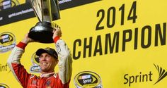 NASCAR Sprint Cup: Kevin Harvick crowned champion after win at Homestead-Miami