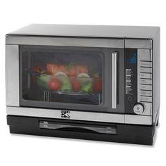 Kalorik Smart Oven - Microwave, Steamer, Convection