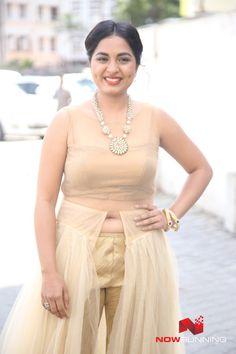 Srushti Dange at Dharmadurai Audio Launch