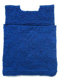 Str 18-24mdr, pind 4,5, brug fx højlandsuld fra garnudsalg.dk eller holst uld lagt dobbelt. Slå 90 masker op. Strik frem og tilbage ti gange. Saml herefter arbejdet så du strikker rundt. Strik til …