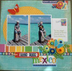 Hola from Mexico - Scrapbook.com