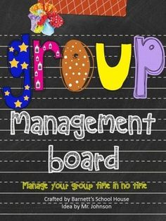 Group Management system