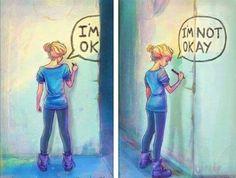 I'm (Not) Okay