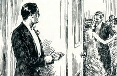The editors at Of Rogues and Gentlemen have prepared a list of etiquette to help you navigate a today's proper parties and other social events.