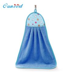 My House Hand Towel Soft Plush Hanging Wipe Bathing Towel2017 New Hot Sell 17Mar3